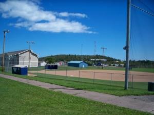 Lynch Baseball Field